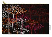 The Garden Of Your Mind 1 Carry-all Pouch by Angelina Vick