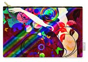 Wondrous At The End Of The Rainbow Carry-all Pouch by Angelina Vick