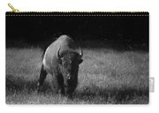 Bison Carry-all Pouch by Ralf Kaiser