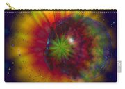Cosmic Light Carry-all Pouch by Linda Sannuti