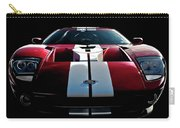 Ford Gt Carry-all Pouch by Douglas Pittman