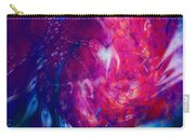 Journeys Of The Heart Carry-all Pouch by Linda Sannuti