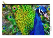 Strut Proudly Carry-all Pouch by Angelina Vick