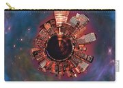 Wee Manhattan Planet Carry-all Pouch by Nikki Marie Smith