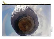 Wee Tongariro Volcanoes Carry-all Pouch by Nikki Marie Smith