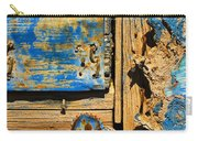 Blues Dues Carry-all Pouch by Skip Hunt