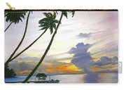 Eventide Tobago Carry-all Pouch by Karin  Dawn Kelshall- Best
