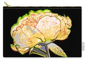 Here Today And Gone Tomorrow Triptych Carry-all Pouch by Angelina Vick