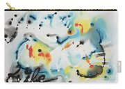 Life Carry-all Pouch by Nadine Rippelmeyer