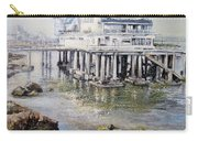 Maritim Club Castro Urdiales Carry-all Pouch by Tomas Castano