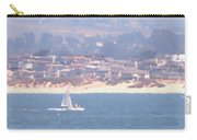 Pastel Sail Carry-all Pouch by Pharris Art