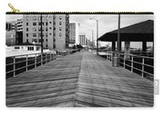 The Boardwalk Carry-all Pouch by Linda Sannuti