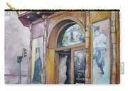 Tirso De Molina Old Tavern Carry-all Pouch by Tomas Castano
