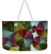 5 Wind Worlds Weekender Tote Bag by Angelina Vick