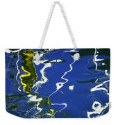 Abstract 12 Weekender Tote Bag by Xueling Zou