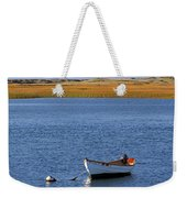 Cape Cod Charm Weekender Tote Bag by Juergen Roth