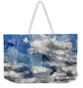Day Dreamer Weekender Tote Bag by Angelina Vick
