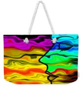 Dreaming 2 Weekender Tote Bag by Angelina Vick