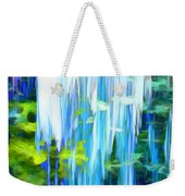 Float 1 Weekender Tote Bag by Angelina Vick