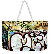 Girls Tag Too Weekender Tote Bag by Trever Miller
