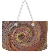 Helix Weekender Tote Bag by Angelina Vick