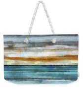 Ocean 1 Weekender Tote Bag by Angelina Vick