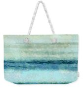 Ocean 4 Weekender Tote Bag by Angelina Vick