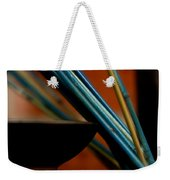 On The Edge Weekender Tote Bag by Angelina Vick