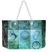 Orb Ensemble 1 Weekender Tote Bag by Angelina Vick