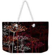 The Garden Of Your Mind 1 Weekender Tote Bag by Angelina Vick