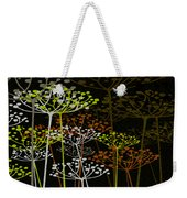 The Garden Of Your Mind 2 Weekender Tote Bag by Angelina Vick