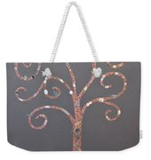 The Menoa Tree Weekender Tote Bag by Angelina Vick