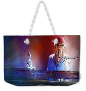 The Pianist 02 Weekender Tote Bag by Miki De Goodaboom