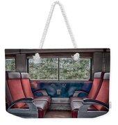 Trans Siberian Express Weekender Tote Bag by Trever Miller