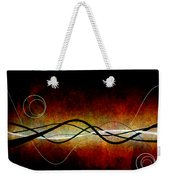 Vibe 1 Weekender Tote Bag by Angelina Vick