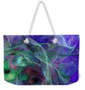Wind Through The Lace Weekender Tote Bag by Andee Design