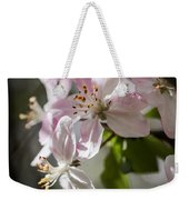 Apple Blossom Weekender Tote Bag by Ralf Kaiser