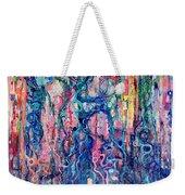 Dream Of Our Souls Awake Weekender Tote Bag by Regina Valluzzi