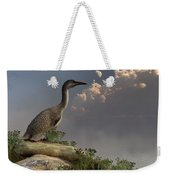 Hesperornis By The Sea Weekender Tote Bag by Daniel Eskridge