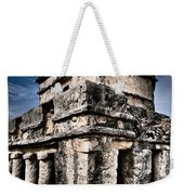 Tulum Ruinas 1 Weekender Tote Bag by Skip Hunt