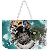 Wee Downtown Bryan Weekender Tote Bag by Nikki Marie Smith
