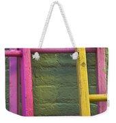 Upwardly Mobile Weekender Tote Bag by Skip Hunt