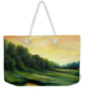 A Spring Evening Part Two Weekender Tote Bag by James Christopher Hill