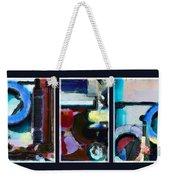 Centrifuge Weekender Tote Bag by Steve Karol