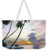 Eventide Tobago Weekender Tote Bag by Karin  Dawn Kelshall- Best