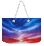 Genesis IIi Weekender Tote Bag by James Christopher Hill