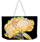 Here Today And Gone Tomorrow Triptych Weekender Tote Bag by Angelina Vick
