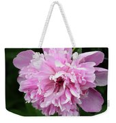 Peony Perfection Weekender Tote Bag by Angelina Vick