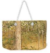 Raystown Lake Weekender Tote Bag by Leah  Tomaino