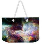 Soul Vibes Weekender Tote Bag by Linda Sannuti